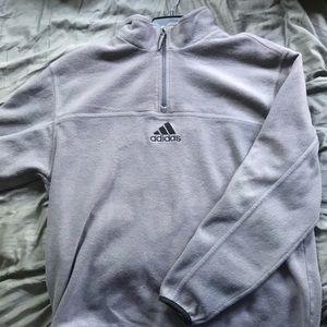 Adidas quarter zip